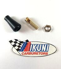 Genuine Mikuni Carburetor Top Cable Adjuster Kit VM28 VM30 VM32 VM34 VM36 VM38