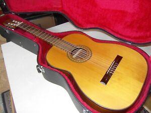 Konzertgitarre H. Hanika Modell 10M Bj 1990 Klassikgitarre guitar mit Koffer