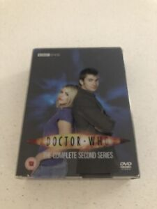 DR. WHO - THE COMPLETE 2ND SERIES - DVD BOXED SET
