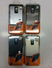 Spigen For Samsung Galaxy Note 4 Case TPU Cover Bumper Slim Shockp -Used