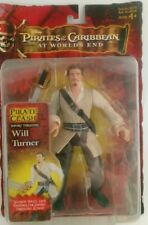 """Zizzle Pirates Of The Caribbean: At Worlds End Action 7"""" Figure.  Will Turner"""