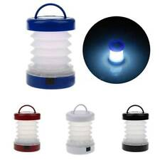 Portable Scalable 5 LED Waterproof  Mini Tent Light Outdoor Camping Lantern new