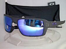 OAKLEY DOUBLE EDGE Sunglasses OO9380-0466 Matte Black Tortoise / Violet Iridium