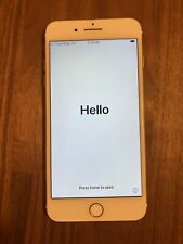 Apple iPhone 7 Plus - 128GB - Gold (Verizon) A1661 (CDMA + GSM)