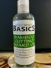 Totally Bamboo Revitalizing Mineral Oil for Wood Cutting Boards  - 8oz