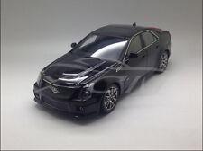 1:18 Kyosho Cadillac CTS-V Die Cast Model Black