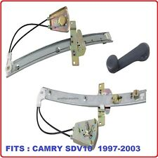 WINDOW REGULATOR FITS TOYOTA CAMRY SDV10 RIGHT HAND SIDE FRONT 1993 - 1997