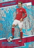 2017 Panini Revolution Soccer - Magna Parallel /49 - FC Bayern Munich - 76-85