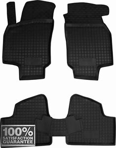 Rubber Carmats for Opel Astra G 1998-2003 All Weather Floor Mats Fully Tailored