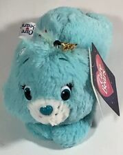 NWT Care Bears Wish Bear ID Badge Holder Pass Case Retractable Clip 2018