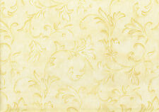 Waverly Fabric Concello Yellow Gold Drapery Upholstery