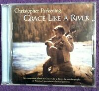 2006 🔥CHRISTOPHER PARKENING🔥 New & Factory Sealed CD ***Grace Like a River***