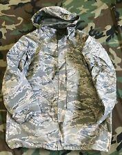 APEC PARKA ABU CAMO GORE-TEX JACKET US AIR FORCE PROPPER NSN 8415-01-547-3544 LG