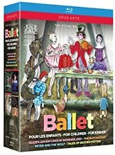Ballet For Children (2017, Blu-ray NUEVO)4 DISC SET (REGION A)