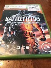 Battlefield 3 Premium Edition - Xbox 360 Game - Tested