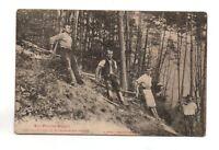 88 - CPA - die Schlitteurs und Holzfäller des Vosges (B1920)