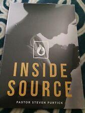 INSIDE SOURCE DVD BY STEVEN FURTICK   NEW & SEALED - RELEASED IN 2016