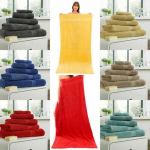 XL Large Jumbo Bath Sheets 100% Egyptian Cotton Big Towels Best Quality 500gsm