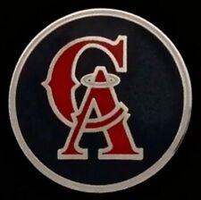 California Angels Baseball Pin Badge ~ MLB