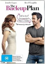 The Back-up Plan (DVD, 2010) R4 PAL NEW FREE POST