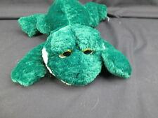 New Russ Animal Junction Emerald Green Frog Floppy Plush Stuffed Animal Soft Toy