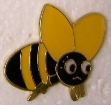 Hat Lapel Pin Scarf Clasp Animal Bumblebee #3 NEW