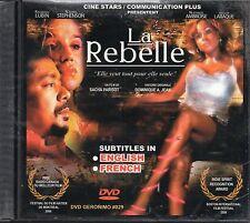 La Rebelle - Haitian Movie DVD - Creole / subtitled English / French - Romance