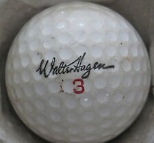 (1) Walter Hagen Signature Logo Golf Ball (sm # Cir 1965) #3