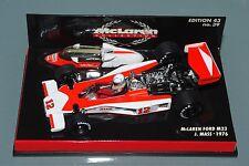 Minichamps F1 1/43 McLaren Ford M23 JOCHEN MASS 1976-edizione 43 Nº 39