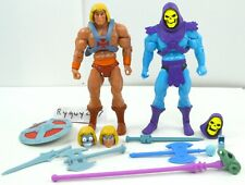 MOTUC, He-Man & Skeletor 2.0, Filmation figure, Masters of the Universe Classics