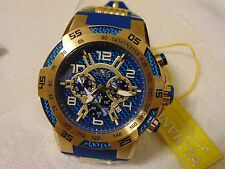 Invicta 50mm Speedway Viper II Chronograph Watch with Silicone Strap MUST SEE!!!