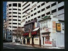 New Jersey NJ postcard Real Photo RPPC modern Atlantic City DeFeo's Cafe Mall