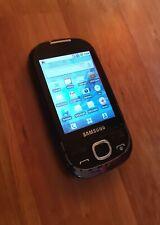 Samsung Galaxy Europa GT-i5500 in schwarz