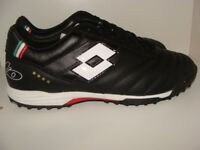 MENS LOTTO  STADIO MONDIALE TURF SOCCER CLEATS K5140 SIZE 6 NWB