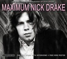 Nick Drake - Maximum Nick Drake NEW CD
