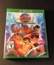 Street Fighter [ 30th Anniversary Collection ] (XBOX ONE) NEW