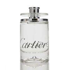 Eau De Cartier Unisex Perfume - 3.3 / 3.4 oz / 100 ml EDT Spray Tester