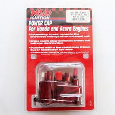 MSD 82921 Modified Distributor Cap for 1992-2000 Honda Civic, Acura Integra LS