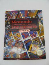 Nintendo Entertainment System Spieleberater TOP Zustand Der Offizielle NES