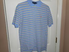 Ralph Lauren Polo Striped Short Sleeve Shirt Size Large L
