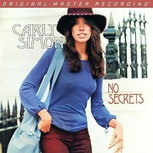 Carly Simon - No Secrets [New SACD]