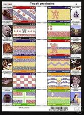 Nederland 2065-2076  Proviciezegels   2002 postfris/mnh