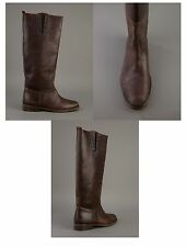 ORIGINAL GOLDEN GOOSE Bottes Bota Marrom 100% cuir pointure 37 Marron *NEUF*