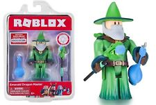 Roblox Celebrity Collection - Emerald Dragon Master Action Figure Pack NEW