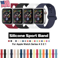 Woven Sport Loop Band Strap For Apple Watch iWatch Series clean high-grade