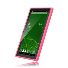 "iRULU 7"" 1G/8G Pink Android 6.0 Tablet Touch Screen Quad Core 1.5GHz Dual Camera"