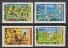 Grenada Grenadines - 1982, Boy Scout Movement set - MNH - SG 483/6