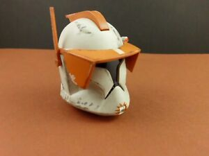 Sideshow 1/6 Scale Star Wars Clone Clonetrooper Commander Cody Helmet