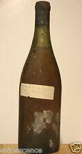 vin Bourgogne MEURSAULT CHARMES 1945 blanc bouteille 75cl burgundy burgund
