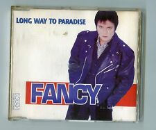 Fancy cd-maxi HIT MEDLEY 3:03 + 2x long way to paradise ( Dance Version) © 1994